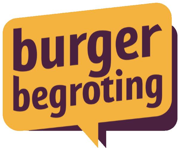 Logo De Burgerbegroting