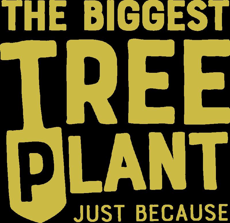De Grootste Boomplantactie - Elke reden is goed